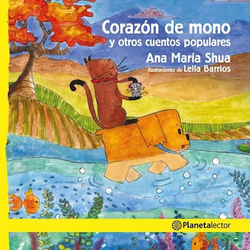 Libro Corazon De Mono Y Otros Cuentos Populares