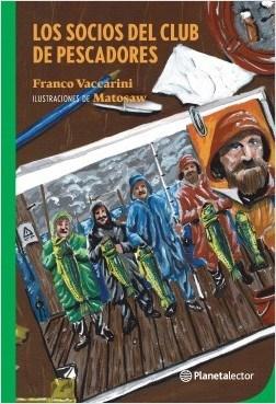 Libro Los Socios Del Club De Pescadores