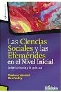 Papel Ciencias Sociales Y Las Efemérides En El Nivel Inicial,Las