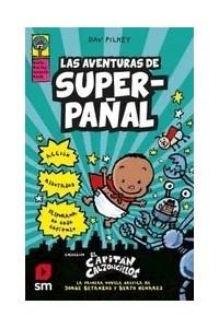 Papel El Capitan Calzoncillos Y Las Aventuras Super-Pañal