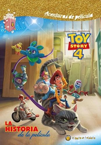 Libro Toy Story 4 : La Historia De La Pelicula