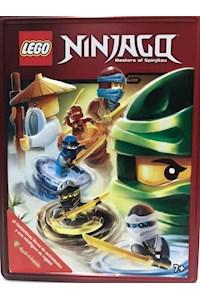Papel Lego - Ninjago