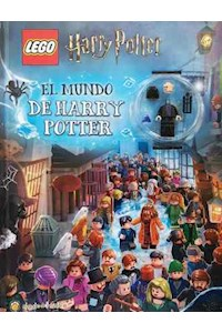 Papel Lego - El Mundo De Harry Potter