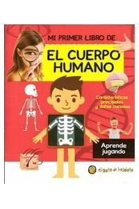 Papel Mi Primer Libro Del Cuerpo Humano