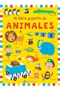 Papel Mi Libro Gigante De Animales
