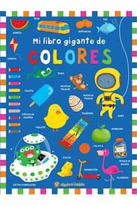 Papel Mi Libro Gigante De Colores