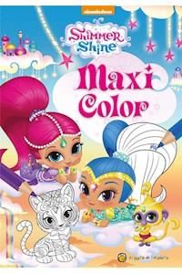 Papel Shimmer & Shine Maxi Color
