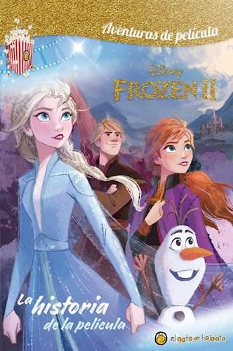 Libro Disney Frozen 2 : La Historia De La Pelicula