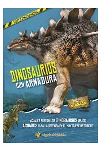 Papel Dinosaurios Con Armadura 2