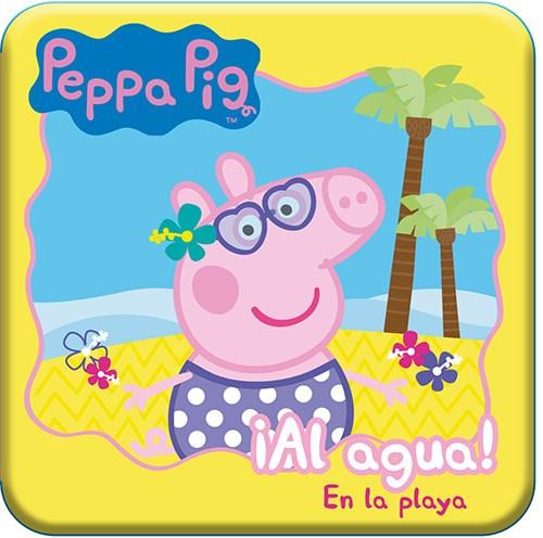 Libro Peppa Pig Al Agua ! : En La Playa