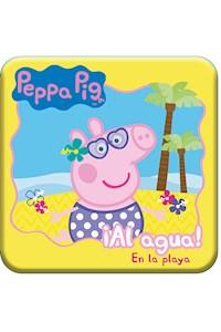 Papel Peppa Pig - Al Agua - En La Playa