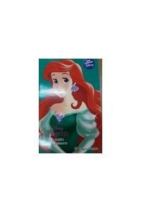 Papel Mini Cuentos Disney - Disney Princesa - El Sueño De La Sirenita