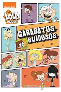 Papel The Loud House - Garabatos Ruidosos