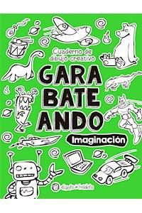 Papel Imaginación - Cuaderno De Dibujo Creativo - Garabateando