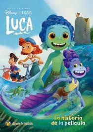 Libro Luca : La Historia De La Pelicula