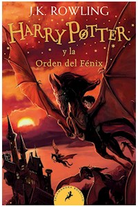 Papel Harry Potter 5 Y La Orden Del Fenix