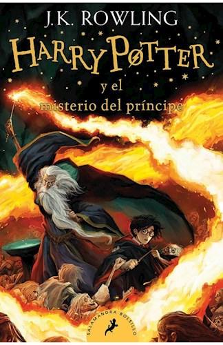 Libro 6. Harry Potter Y El Misterio Del Principe ( Bolsillo )