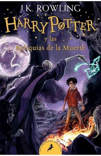 Libro 7. Harry Potter Y Las Reliquias De La Muerte ( Bolsillo )