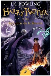 Papel Harry Potter 7 Y Las Reliquias De La Muert