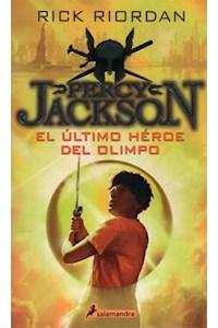 Papel El Último Héroe Del Olimpo (Dioses Del Olimpo 5)