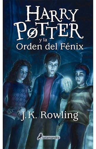 Libro 5. Harry Potter Y La Orden Del Fenix