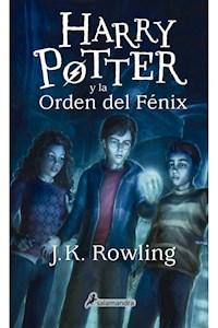 Papel Harry Potter (5) Y La Orden Del Fenix