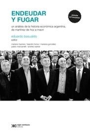 LIBRO ENDEUDAR Y FUGAR