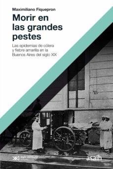 LIBRO MORIR EN LAS GRANDES PESTES