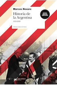 Papel Historia De La Argentina 1955-2020 (Nueva Edición Ampliada)
