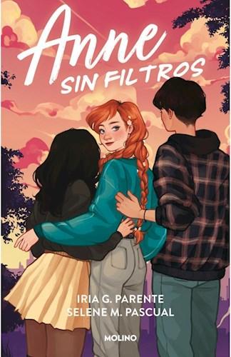 Libro Anne Sin Filtros