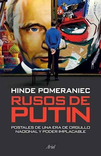 Libro Rusos De Putin