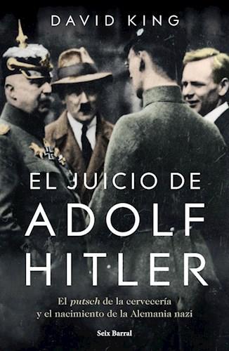 Libro El Juicio De Adolf Hitler