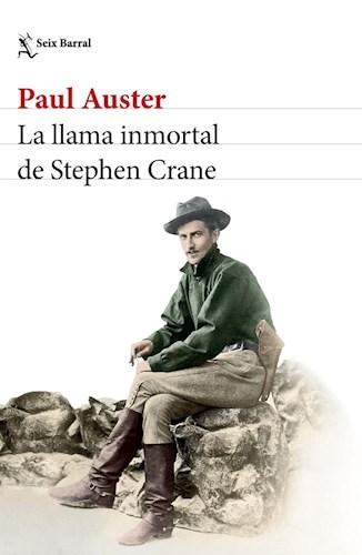 Libro La Llama Inmortal De Stephen Crane