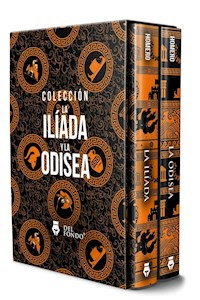 Papel Colección La Ilíada Y La Odisea