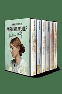 Papel Obras Selectas De Virginia Woolf (6 Tomos)