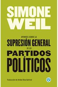 Papel Apuntes Sobre La Supresión De Los Partidos Políticos