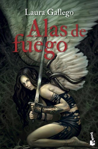 Papel ALAS DE FUEGO (BOLSILLO)