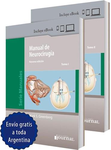 Papel Manual de Neurocirugía Ed.9