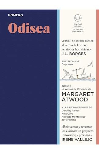 Libro La Odisea