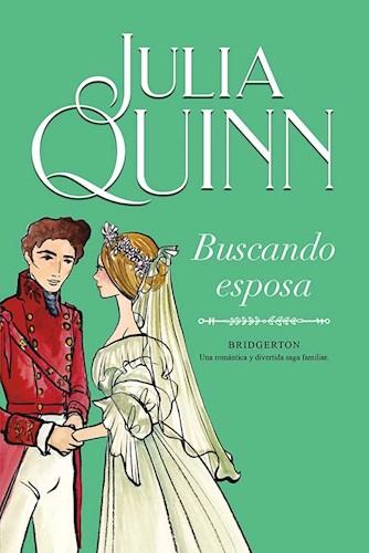 Libro Buscando Esposa  ( Libro 8 De La Serie Bridgerton )