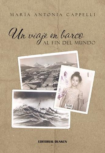Libro Un Viaje En Barco Al Fin Del Mundo