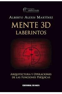 Papel Mente 3D - Laberintos