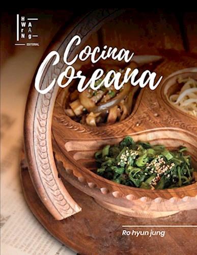 Libro Cocina Coreana