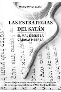 Papel Las Estrategias Del Satán - El Mal Desde La Cábala Hebrea