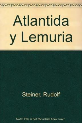 Libro Atlantida Y Lemuria