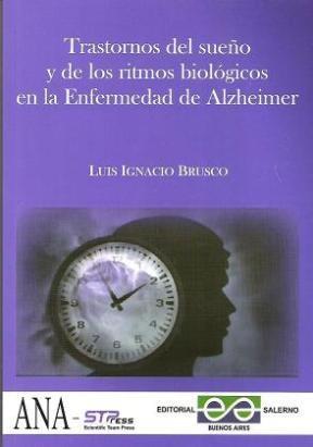 Libro Trastornos Del Sueño Y De Los Ritmos Biologicos En La Enfermedad De Alzheim