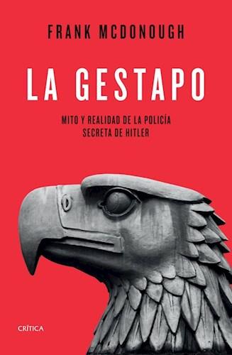 Libro La Gestapo