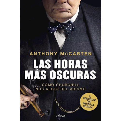Papel LAS HORAS MÁS OSCURAS