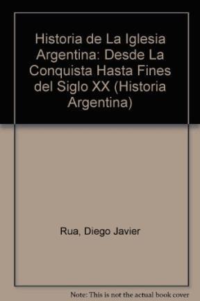 Papel Historia De La Iglesia Argentina Pk
