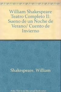 Papel Teatro Completo Ii (Shakespeare)